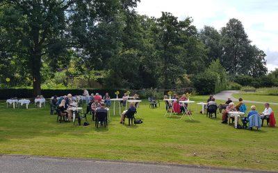 Picknick voor onze vrijwilligers