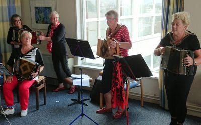 Muziekmiddag met de Harmoanika Spilers